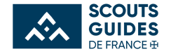 Logo Scouts Guides de France